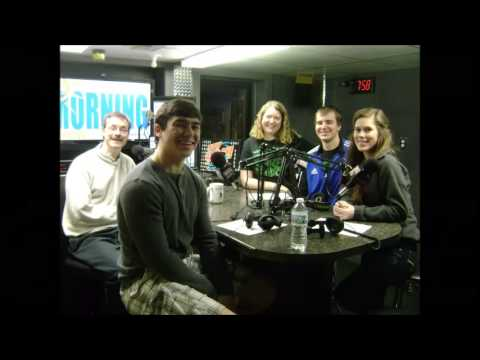 The Morning Show with Greg Lawrence, Guests Shrek Cast Members
