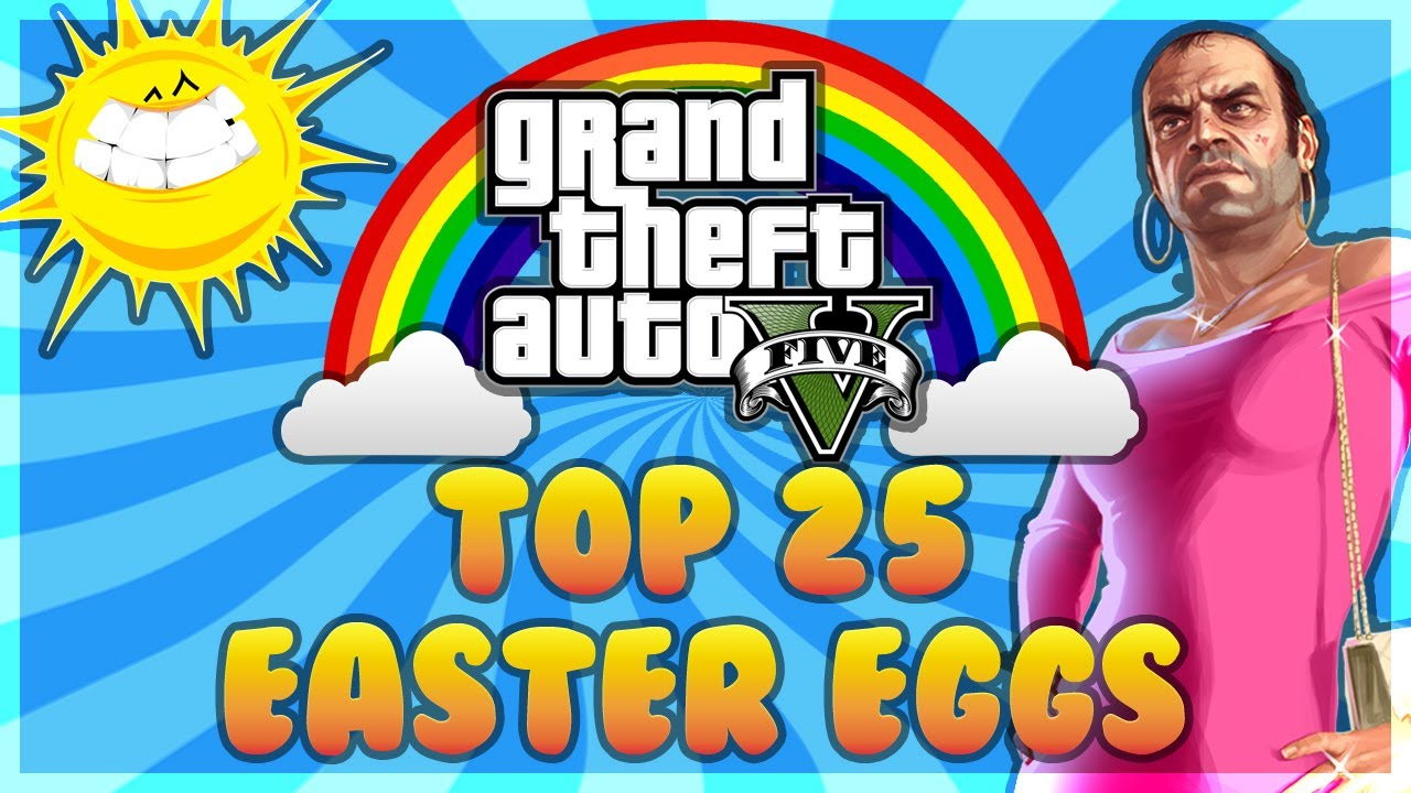 GTA 5: Easter Eggs (Aliens, Zombies, UFOs, Playboy Mansion, and more)