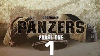 Прохождение Codename Panzers: Phase One #1 -  Два моста [Союзники]