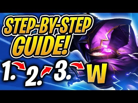 STEP-BY-STEP GUIDE TO *WIN* A TFT GAME ⭐ | Teamfight Tactics Tournament Finals | LoL Auto Chess