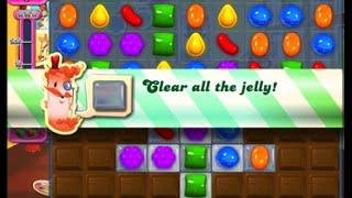 Candy Crush Saga Level 1580 walkthrough (no boosters)