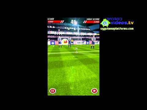 Android Soccer Kicks