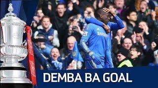 Ba Goal Chelsea Vs Manchester United 1-0, FA Cup Sixth Round | FATV
