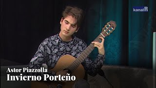 Invierno Porteño by Astor Piazzolla, performed by Frano [Live]