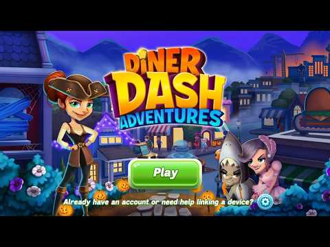 Diner DASH Adventures - Gameplay IOS & Android
