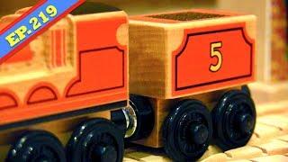 Nightmare On Sodor | Thomas & Friends Wooden Railway Adventures | Episode 219