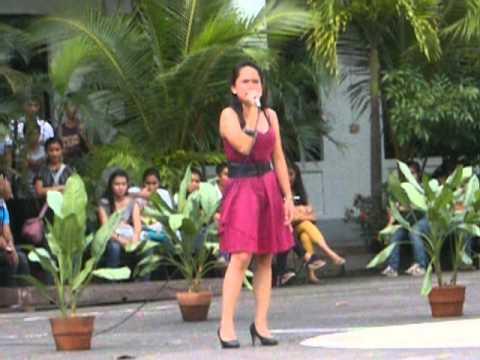Lovelyn Calunod (cover) - Kahit maputi na ang buhok ko