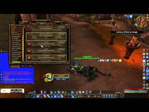 Wow mop ptr patch 5 4 new pvp mounts vicious saddle for Wow portent 5 4