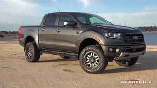 2019 Ford Ranger Leveling Kits & Lift Kits