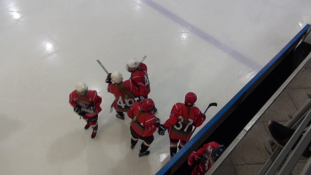 Хоккей девочки москва