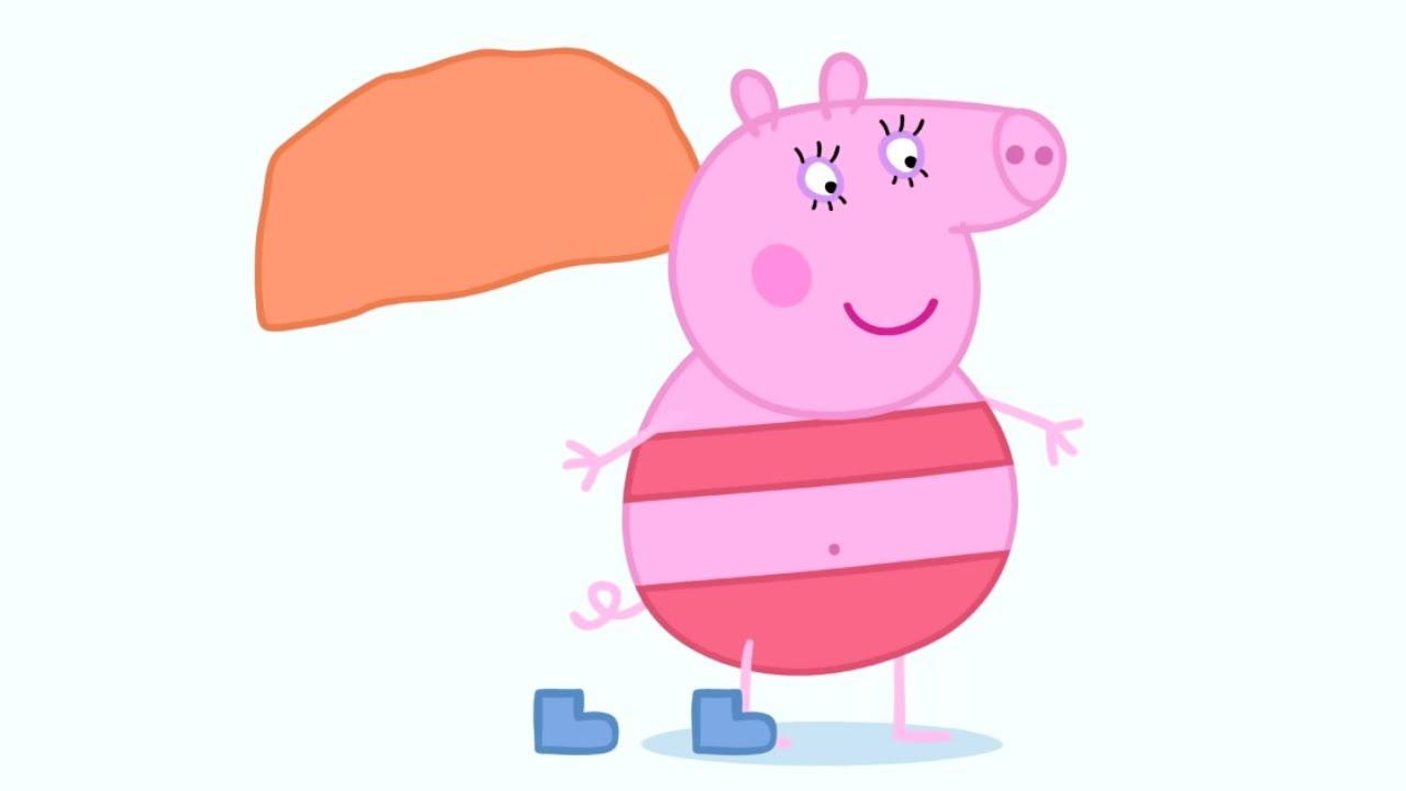 Peppa Pig Português Brasil | SOL, MAR E NEVE | Desenhos Animados