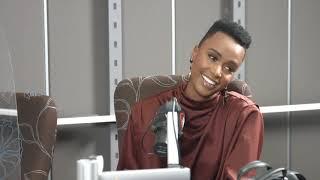 Zozi Tunzi tells Thomas and Skhumba about Miss Nigeria