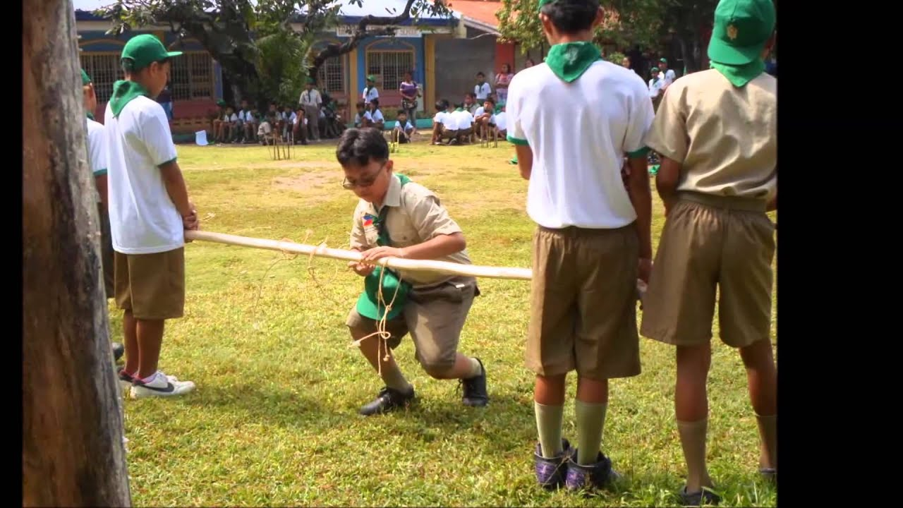 Patronage of Mary Development School Boy Scouters.....Camp ...