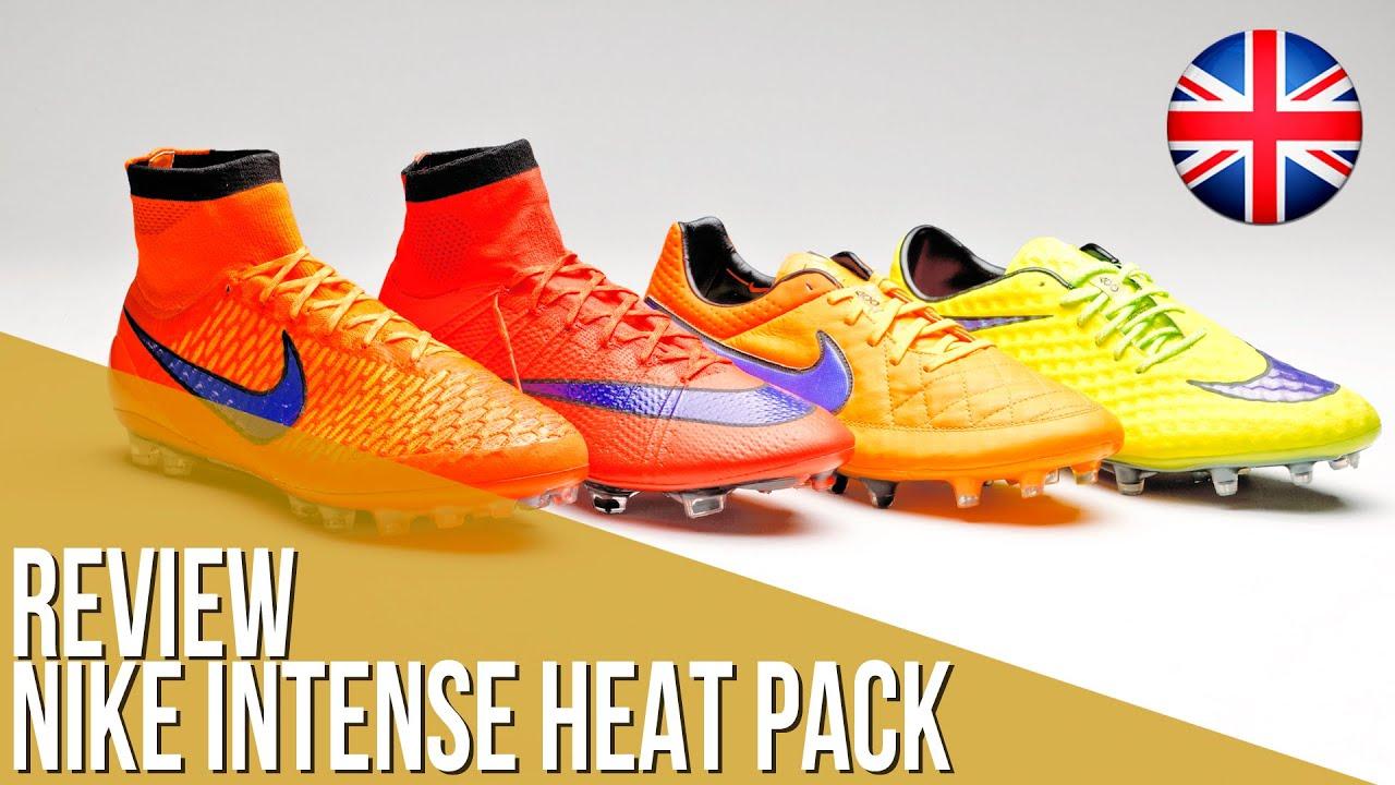 d7b1c70979b2 Review Nike Intense Heat Pack (English version) - YouTube