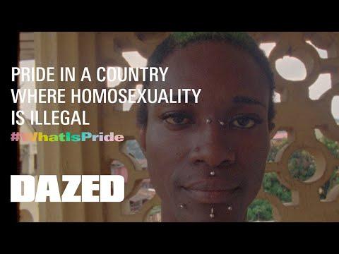 The fearless Sierra Leone drag queen defying her anti-LGBTQ+ society