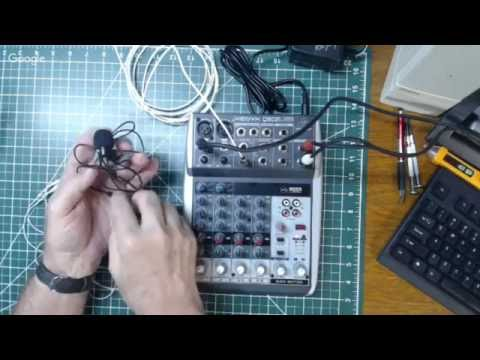 TRRS #1065 - Testing Radio Room Setup