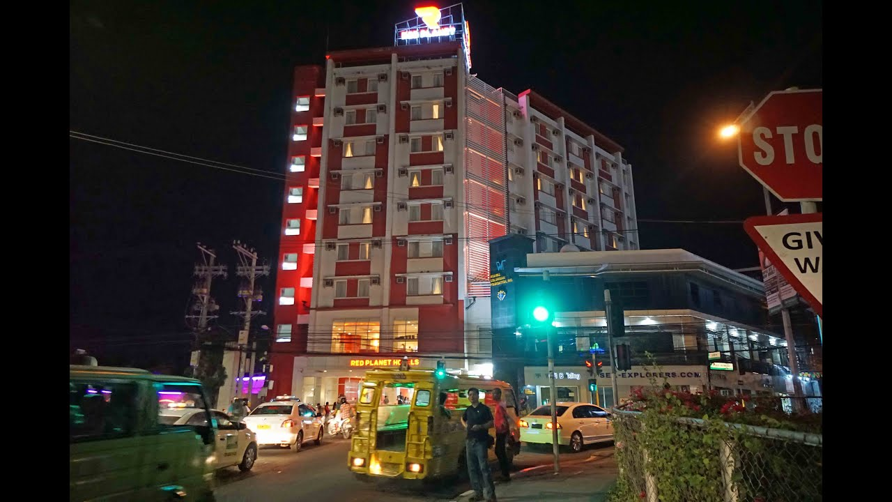 red planet hotel cebu best budget hotels in cebu youtube