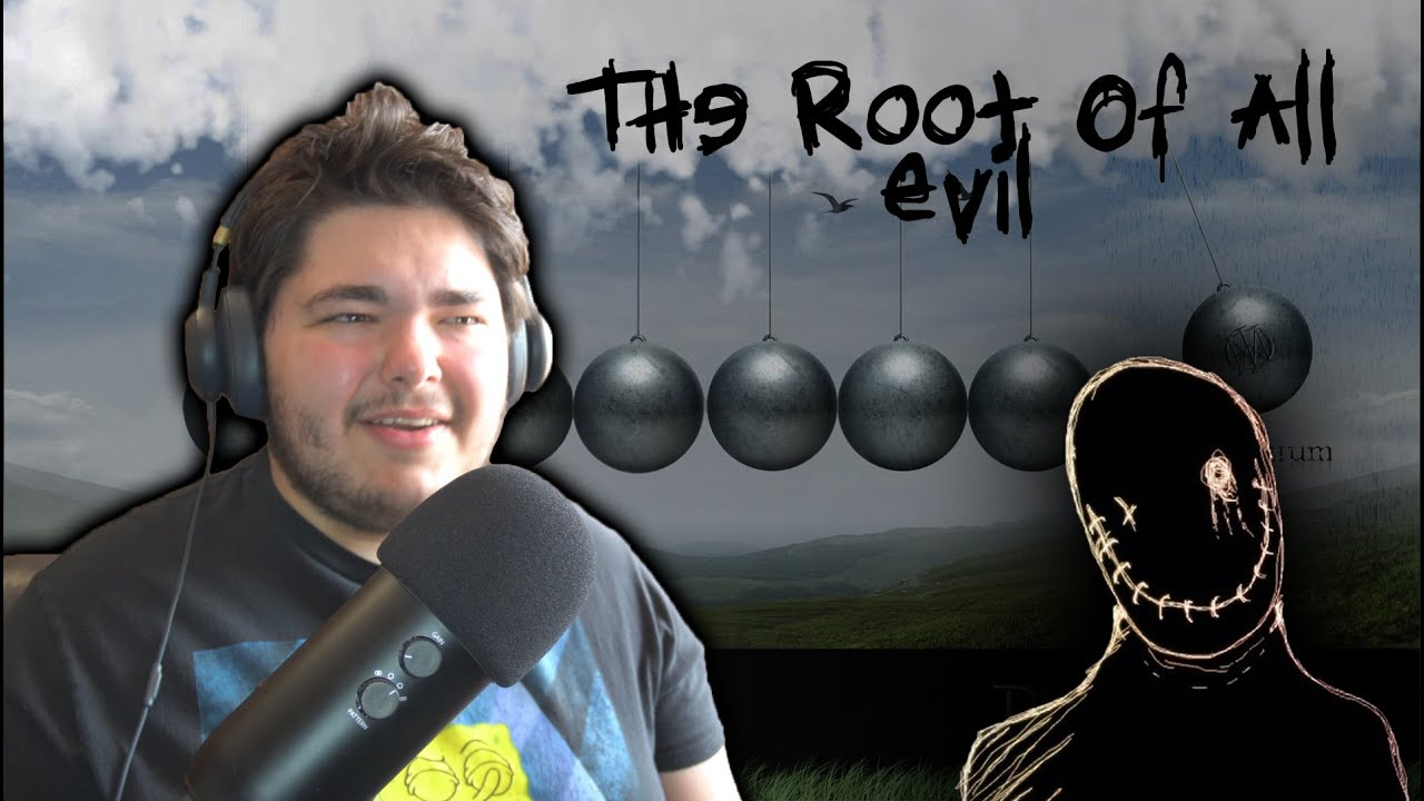 Dream Theater - The Root of All Evil (Lyric Video) [REACTION]