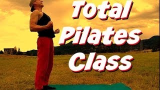 40 Min BEST DAMN PILATES WORKOUT VIDEO! Full Pilates Abdominal Core Class #pilatesabs