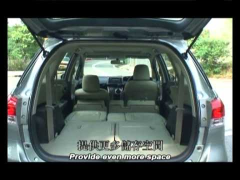 toyota wish second generation wish youtube. Black Bedroom Furniture Sets. Home Design Ideas