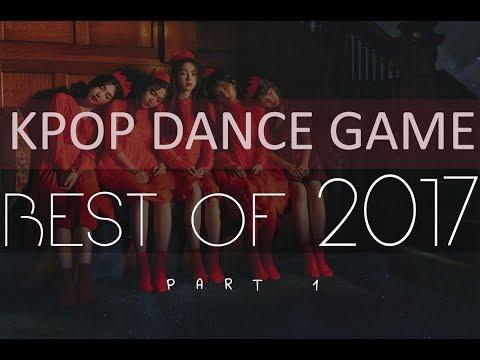 Kpop Dance Game [Best of 2017] PT.1