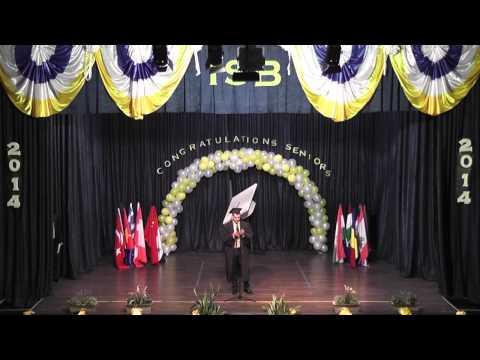 ISB Graduation Ceremony 2014