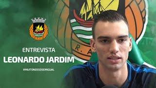 Entrevista a Leonardo Jardim