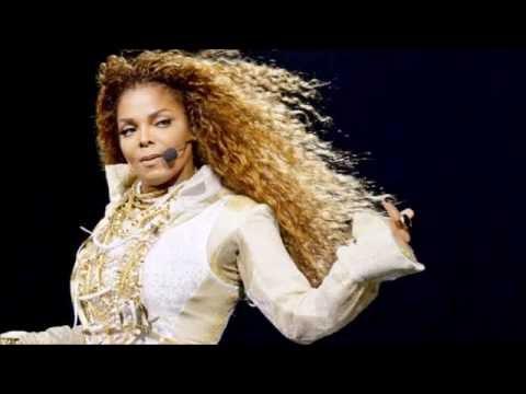Janet Jackson - Dammn Baby (Cafe Mix)