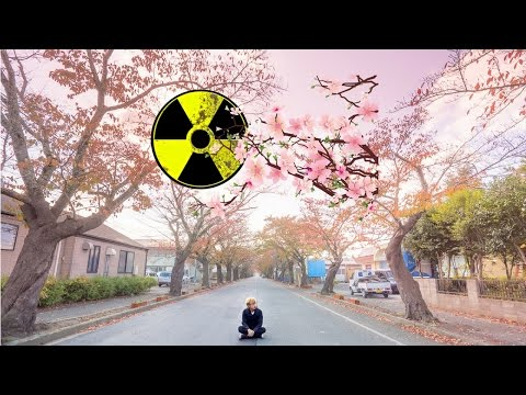 EXPLORING Fukushima Japan By Myself **RADIATION CITY**
