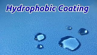 How to Make a Hydrophobic Surface