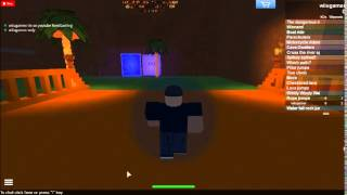 Indiana Jones roblox rage quit (really early rage quit)