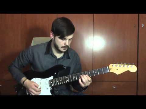 No me sueltes – Daniel Santacruz ( cover by Artem Semeshko)