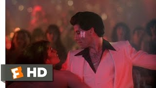 Disco Dancing - Saturday Night Fever (8/9) Movie CLIP (1977) HD