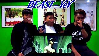 Video BEAST(비스트) - 예이 (YeY) MV REACTION (FUNNY FANBOYS) download MP3, 3GP, MP4, WEBM, AVI, FLV Juni 2018