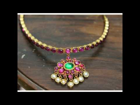 Exquisite Indian Antique Jewelry Collection