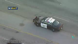 Police High Speed  RV Chase in LA * RV Police Chase LA * Police Chase southern Cal