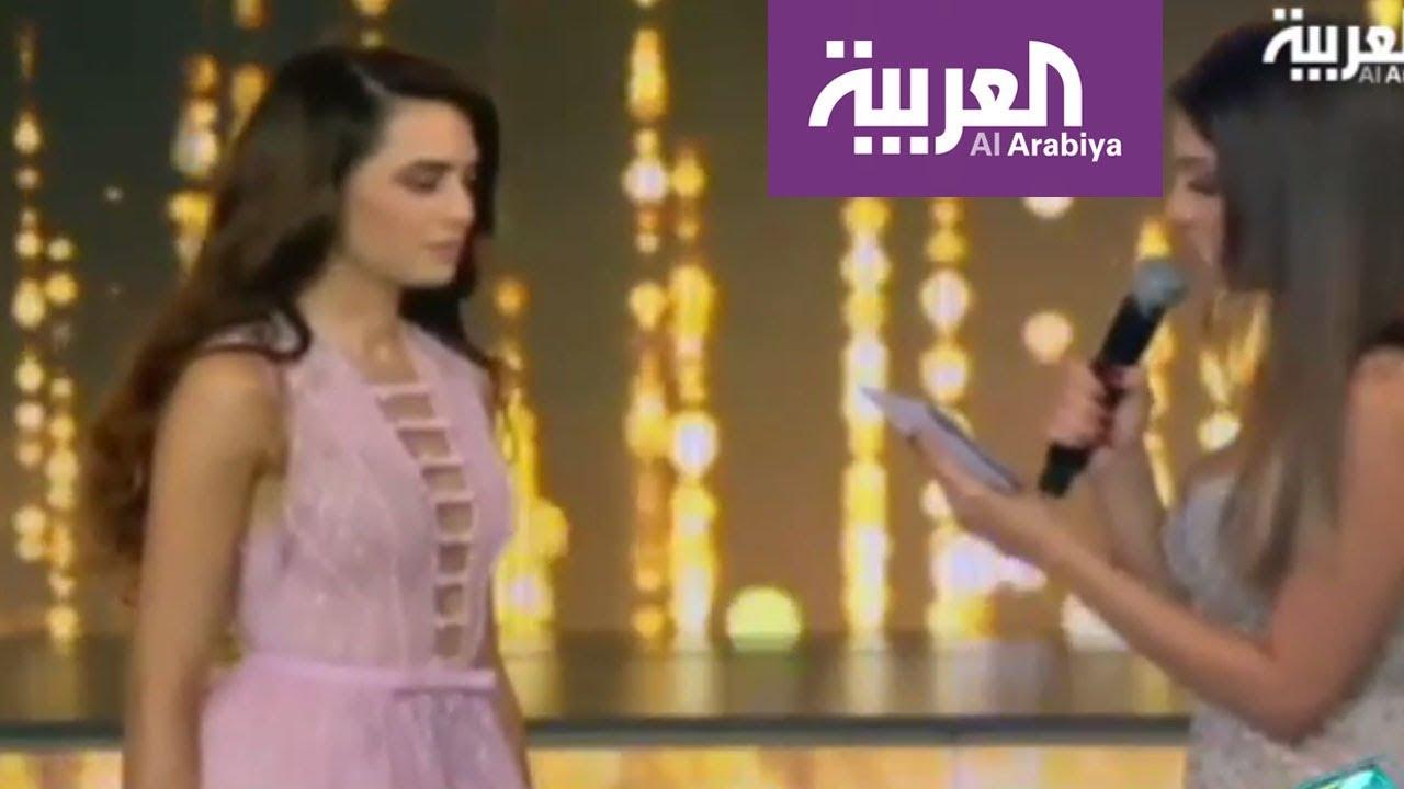 تفاعلكم : مقاطع مضحكة من حفل تتويج ملكة جمال لبنان 2017