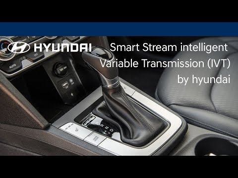 Intelligent Variable Transmission Explained | Elantra | Hyundai