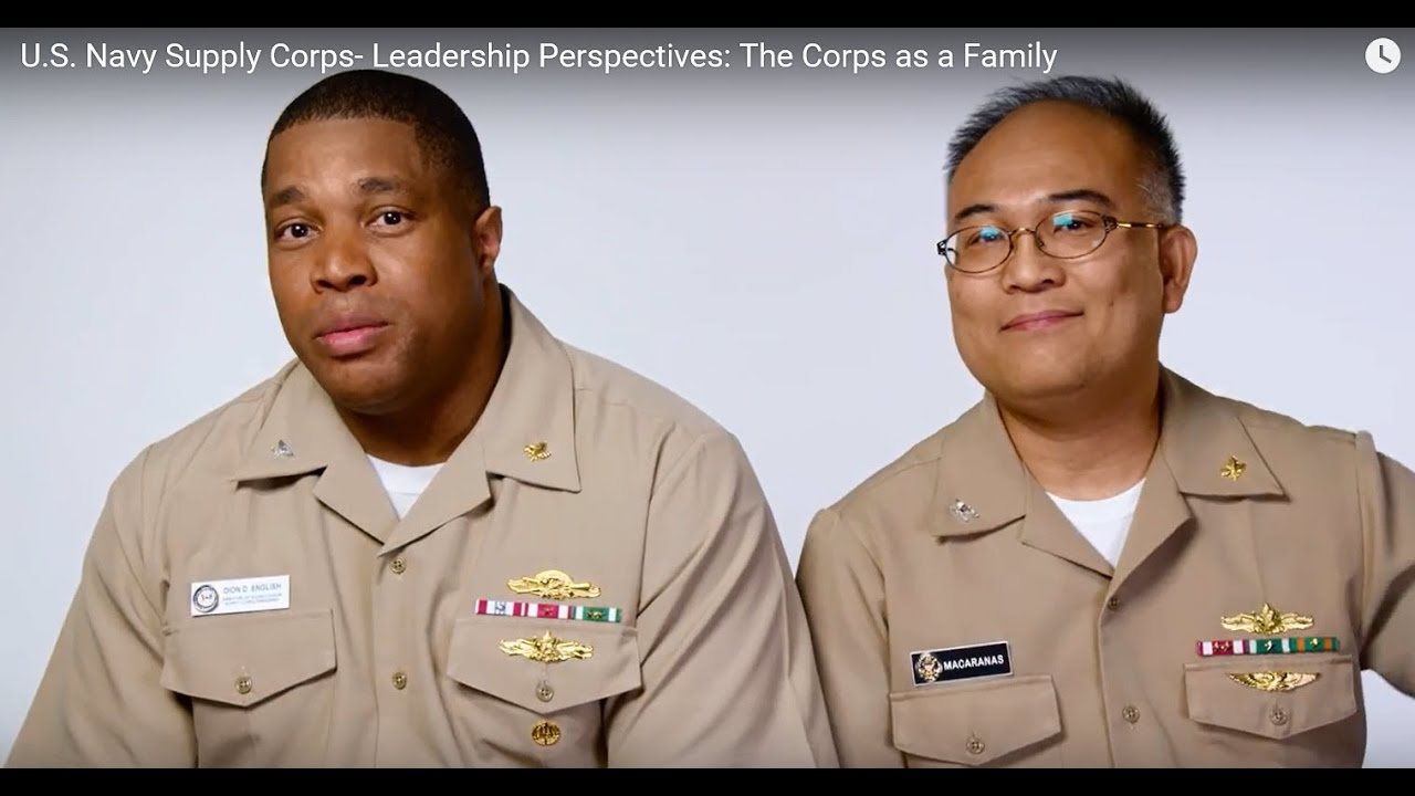 leadership perspectives the corps as a family
