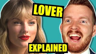 Taylor Swift's Lover Album Is INCREDIBLE! | Explanation & Discussion