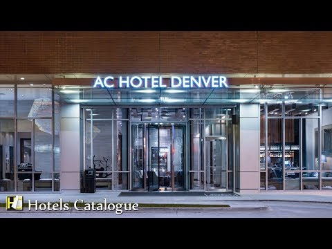 AC Hotel Denver Downtown - Hotel Overview - Denver Downtown Stylish Lifestyle Hotels