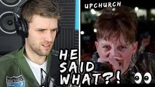 Rapper Reacts to Upchurch YZ!! | FIRST EVER WATCH (MUSIC VIDEO)