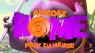 HOME - EIN SMEKTAKULÄRER TRIP  - Trailer German Deutsch (2015)