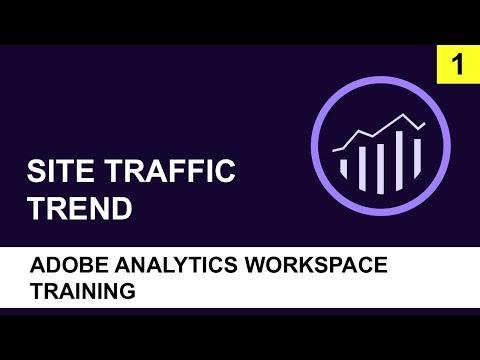 Adobe Analytics Workspace Tutorial 2018. Part 1