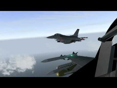 Falcon Balkans Campaign mission