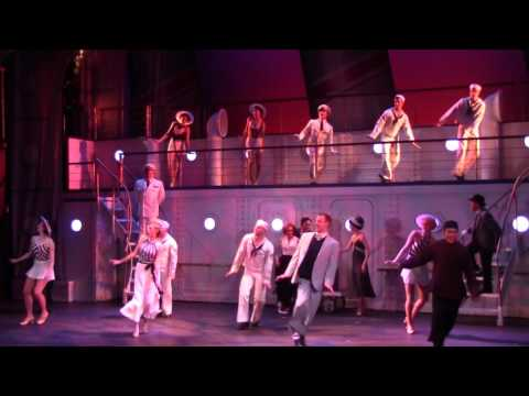 Anything Goes Tap Ending