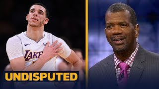 Rob Parker details why Lonzo Ball's rookie season is 'disappointing' | UNDISPUTED
