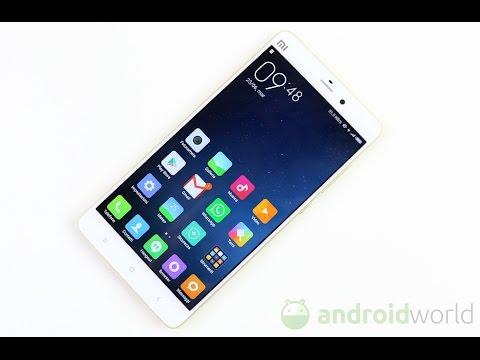 Xiaomi Mi Note Pro, recensione in italiano