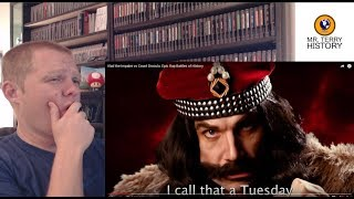 A History Teacher Reacts | Epic Rap Battles of History (Part 5)