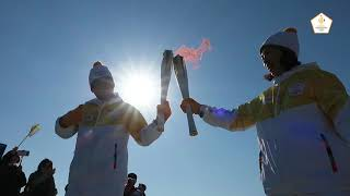(ENG) PyeongChang 2018 Olympic Torch Relay Highlight Day 19 IN Yeosu
